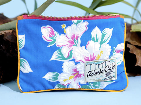 ALOHA POUCH - HIBISCUS
