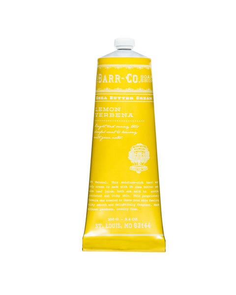 Barr Co. Lemon Verbena Hand & Body Cream