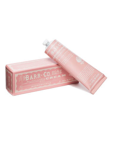 Barr Co. Honeysuckle Hand & Body Cream