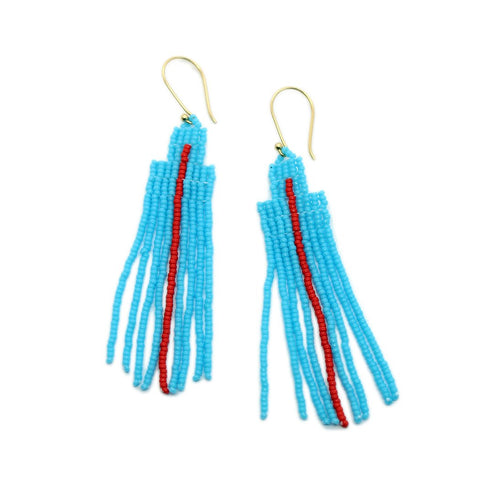 ARROW EARRING - TURQUOISE