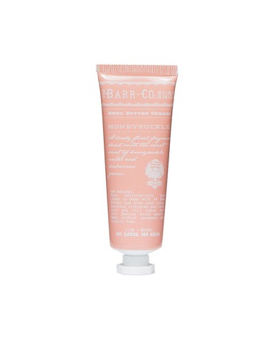 Mini Barr Co. Honeysuckle Hand & Body Cream