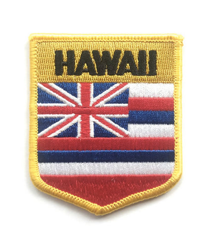 HAWAIIAN FLAG PATCH