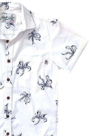Manele Spider Lily Off White