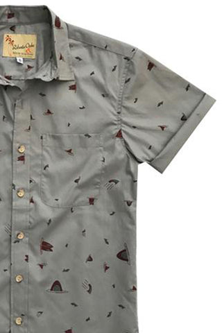 Fin Shirt Mushroom - OUT NOW!
