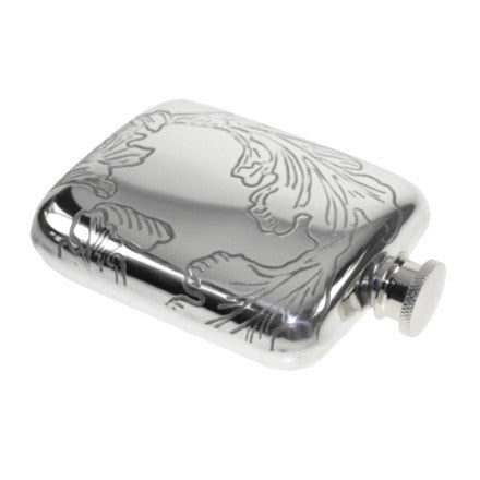 Acanthus Flask 4oz.
