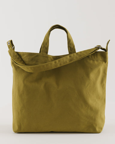 Horizontal Duck Bag - Spanish Olive
