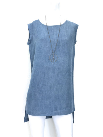 Tencel Denim City Dress LAST ONE SIZE S