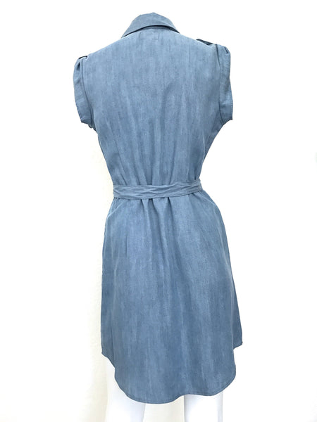 Shirtdress - Tencel Denim