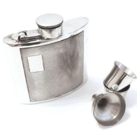 Barley Flask - 4 oz.