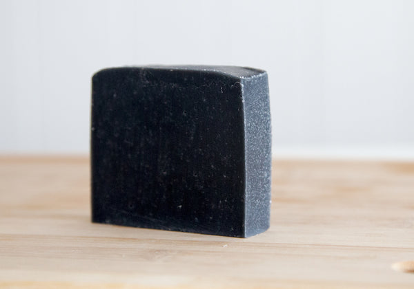 My Manoa - 2oz. Charcoal + Tea Tree Soap