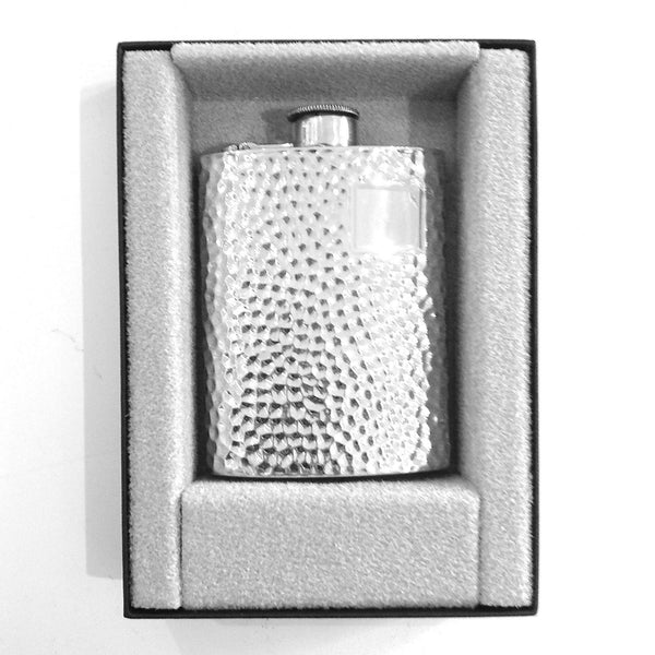 Hammered Flask - 6 oz.