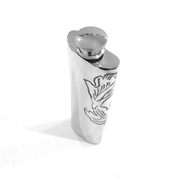Acanthus Flask - 3oz.