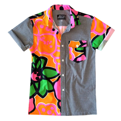 PS MENS BUTTON UP - MEDIUM