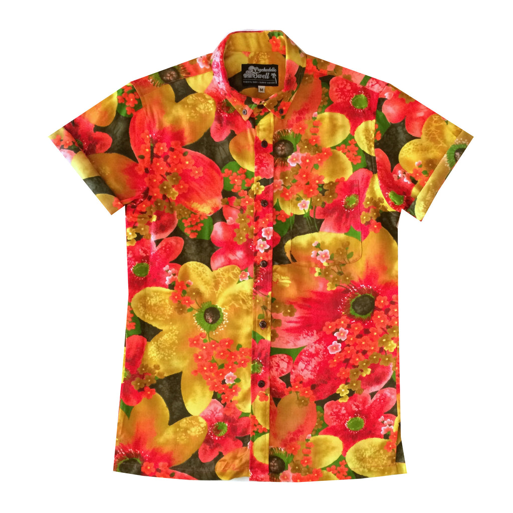 PS BUTTON UP - MEDIUM