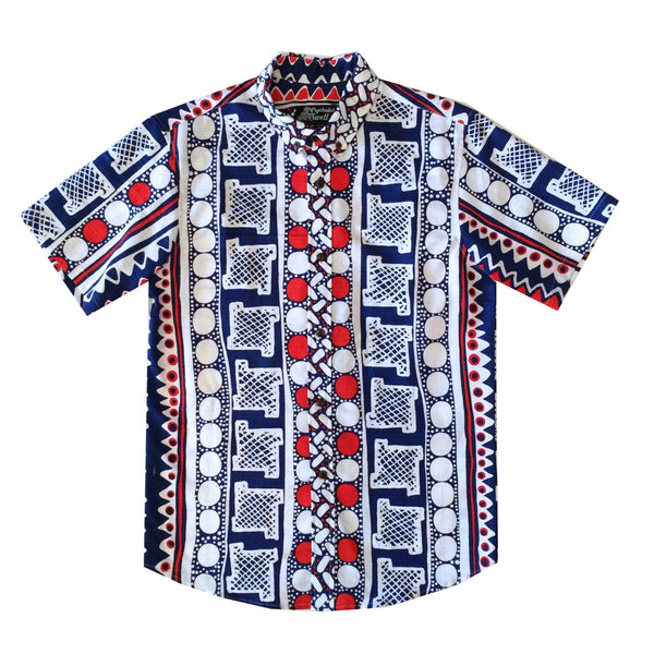 PS MENS BUTTON UP - LARGE