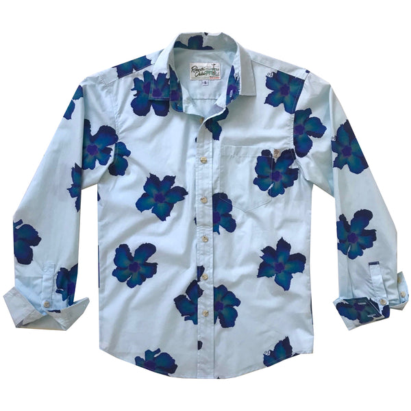 Desert Rose Blue Long Sleeve - NEW!
