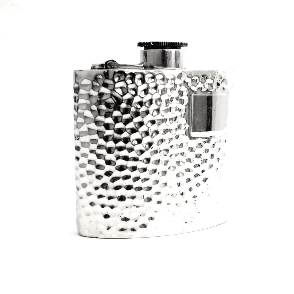 Hammered Flask - 4 oz.