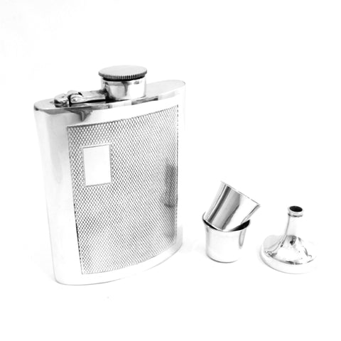 Barley Flask - 6 oz.