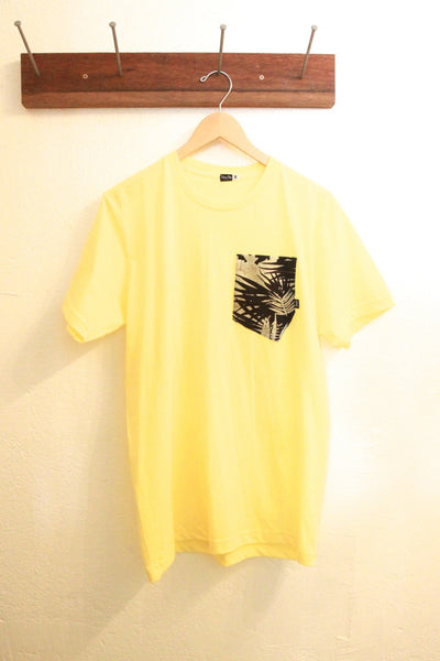 Aloha Tee - Jungle Fever Lemon