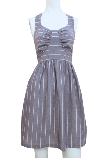 Mollie Chambray Stripe - sold out