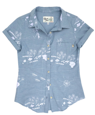 Navigation Light Chambray Ladies - NEW!