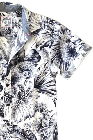 Pow!Wow! Hawaii, Waimanu Shirt - FUNDRAISER RE-RELEASE JULY 15 SOLD OUT!