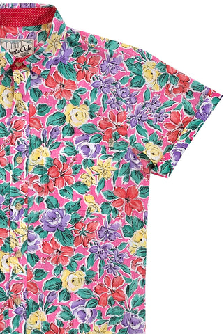 Pacific Blooms Pink - S, M, L ONLY