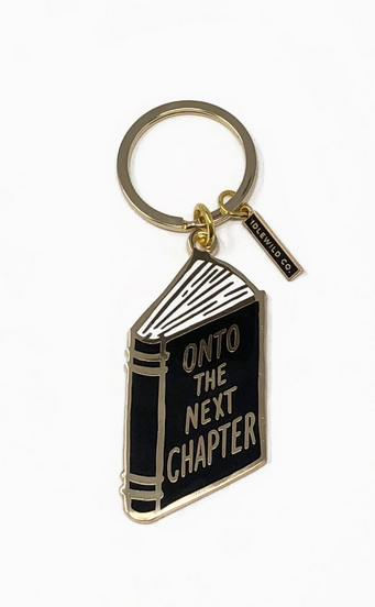 NEXT CHAPTER KEYCHAIN