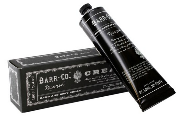 Barr Co. Reserve Hand & Body Cream