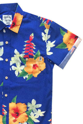 Pow! Wow! Hawaii Halekauwila Shirt - SOLD OUT