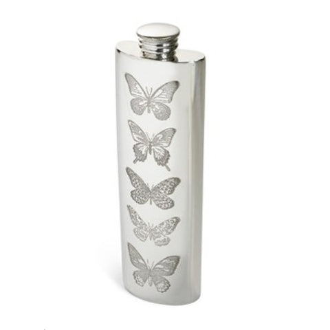 Butterfly Flask - 3oz.