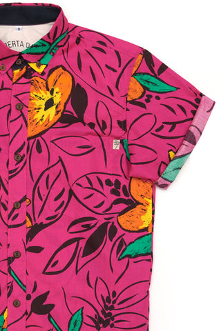 Fuchsia Floral Pop - OUT NOW