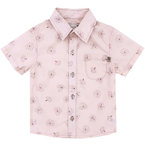 Kids Hibiscus Blush - RESTOCKED ALL SIZES