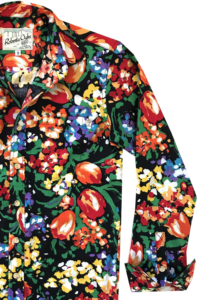 Night Blooms Long Sleeve - NEW!