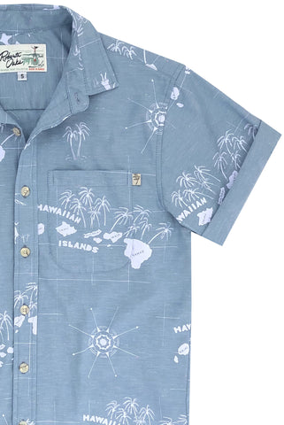 Navigation Light Chambray - BACK IN STOCK