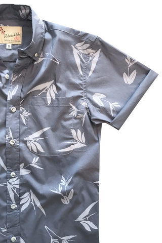 Palekaiko Grey - BACK IN STOCK IN ALL SIZES!