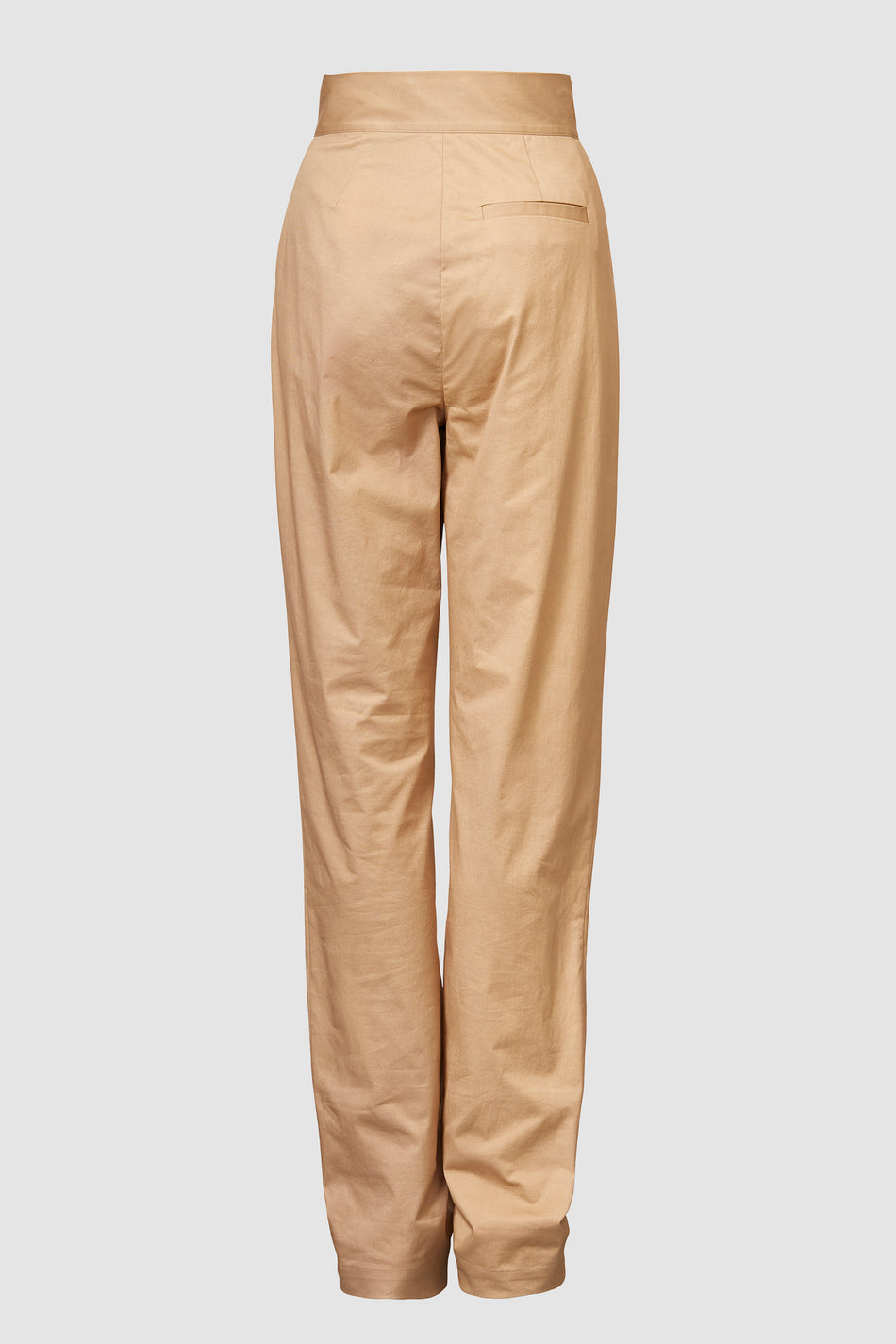 Tove Lourdes Cotton Trousers Sand