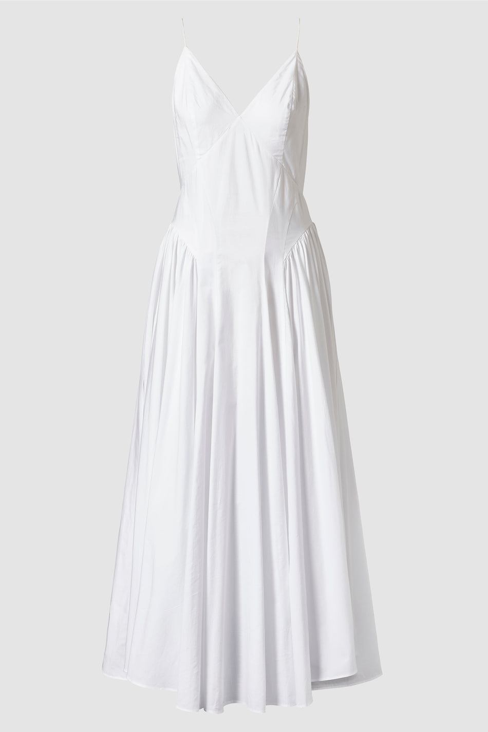 Manon Organic Cotton Maxi Slip Dress