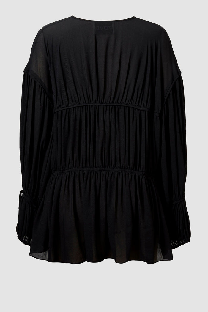 DEIA BLOUSE BLACK