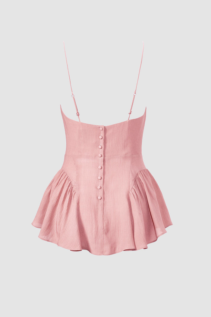 Delphi Camisole Pink