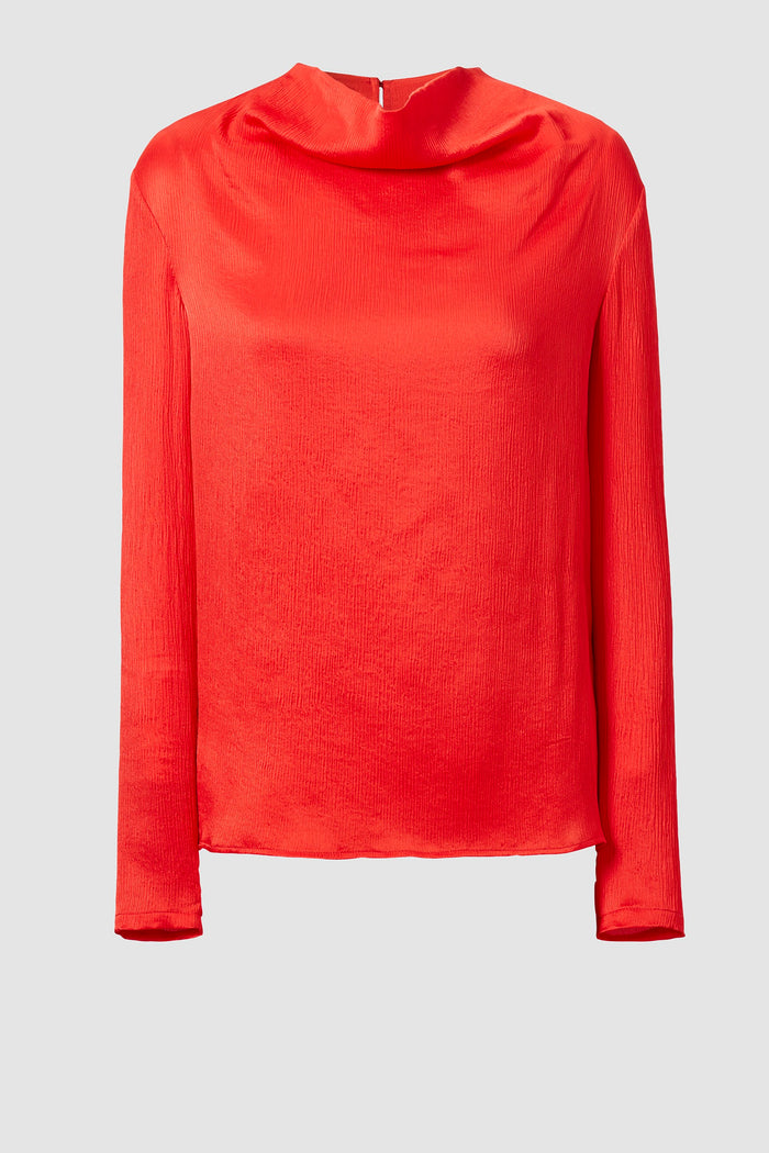 TOVE Studio Leone Top Red