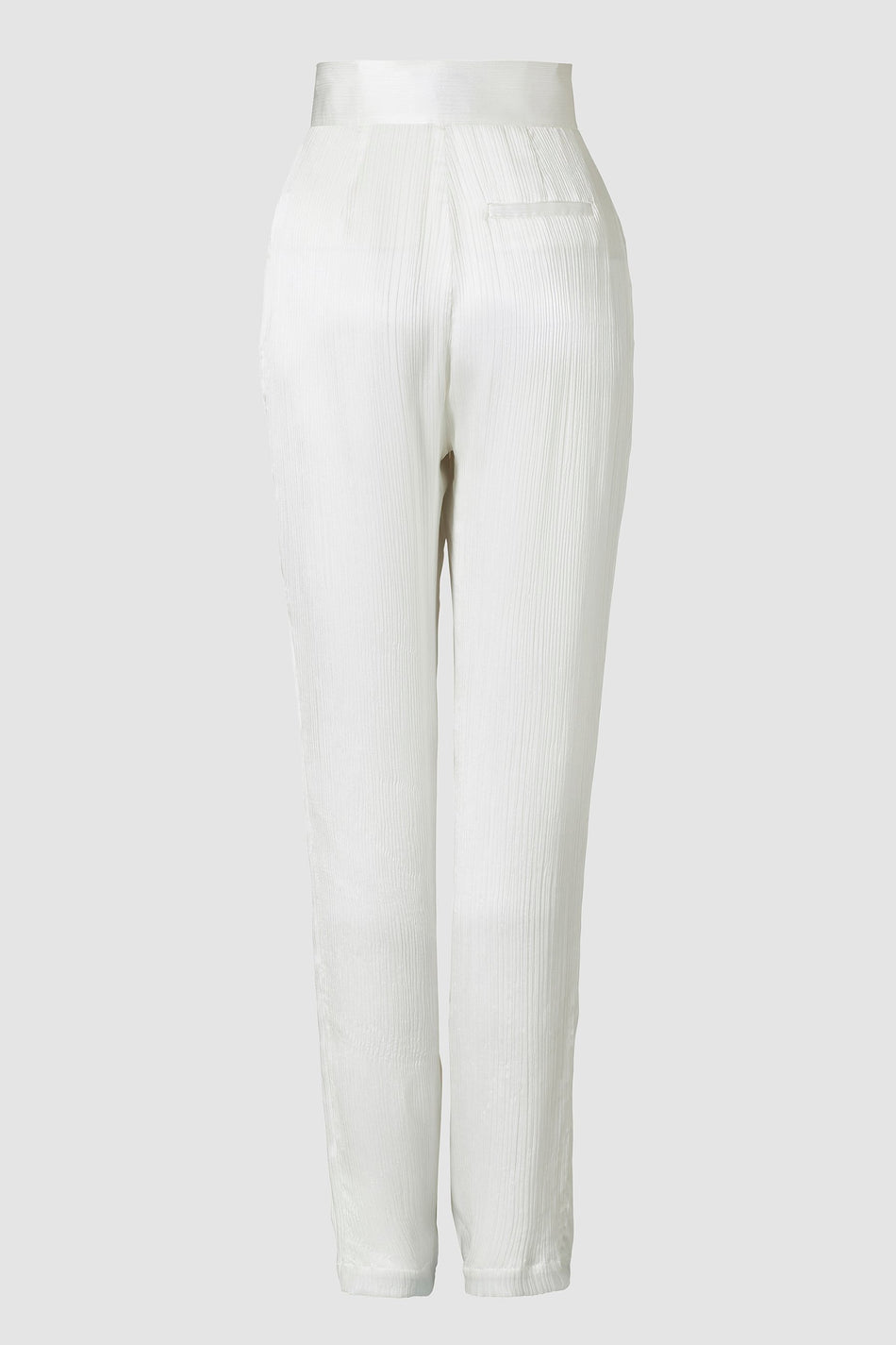 Tove Remi Silk Trouser White