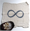 Infinity Altar Cloth and Palo Santo Bundle