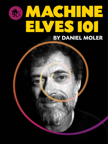 Terence McKenna: Machine Elves 101, RS Singles e-book