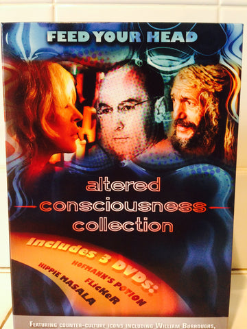Altered Consciousness Collection (3 DVD Box Set)