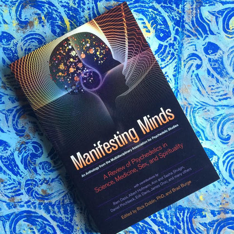 Manifesting Minds<br>Edited by Rick Doblin