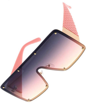 Quilted Sunglasses