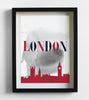 London Travel Print