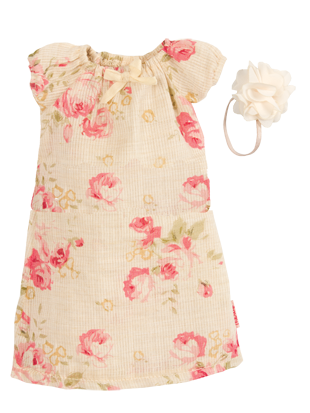 Maileg Flower Dress & Headband