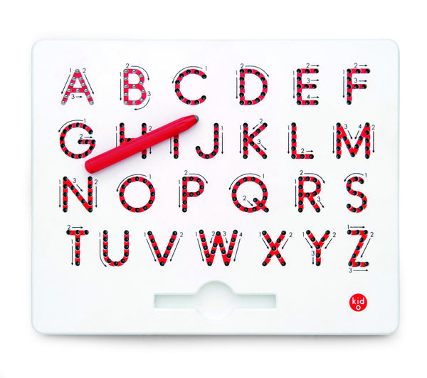 Kid O Uppercase A to Z Magnatab